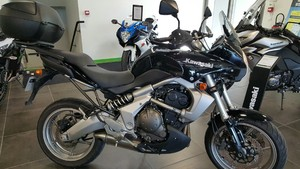 Occasion Kawasaki Versys 650 2007 Noire