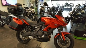 Occasion Versys 650 ABS Orange 2016 Grand Tourer