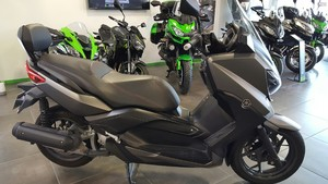 Occasion Yamaha 125 Xmax ABS Gris 2014 17855kms
