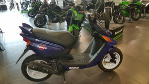 Occasion Scooter MBK Rocket Booster 50cc 90kms Violet