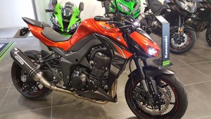 Occasion Kawasaki Z1000 ABS Orange 729kms garantie construct...