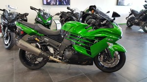 Occasion Kawasaki ZZR1400 ABS Performances 2017 Garantie Con...