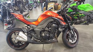 Occasion Kawasaki Z1000 ABS Orange 2017 924kms