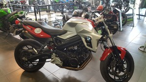 Occasion BMW F 800 R ABS 2011 Rouge Garantie 1 an