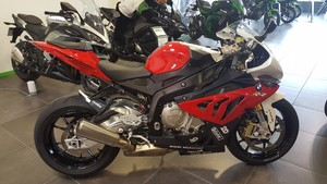 Occasion BMW S1000RR ABS Rouge 11/2013 Garantie 12 mois