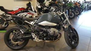 Occasion BMW R NINE T PURE ABS Grise 09/2017