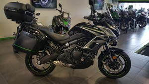 Occasion Kawasaki Versys 650 ABS Noir Grand Tourer